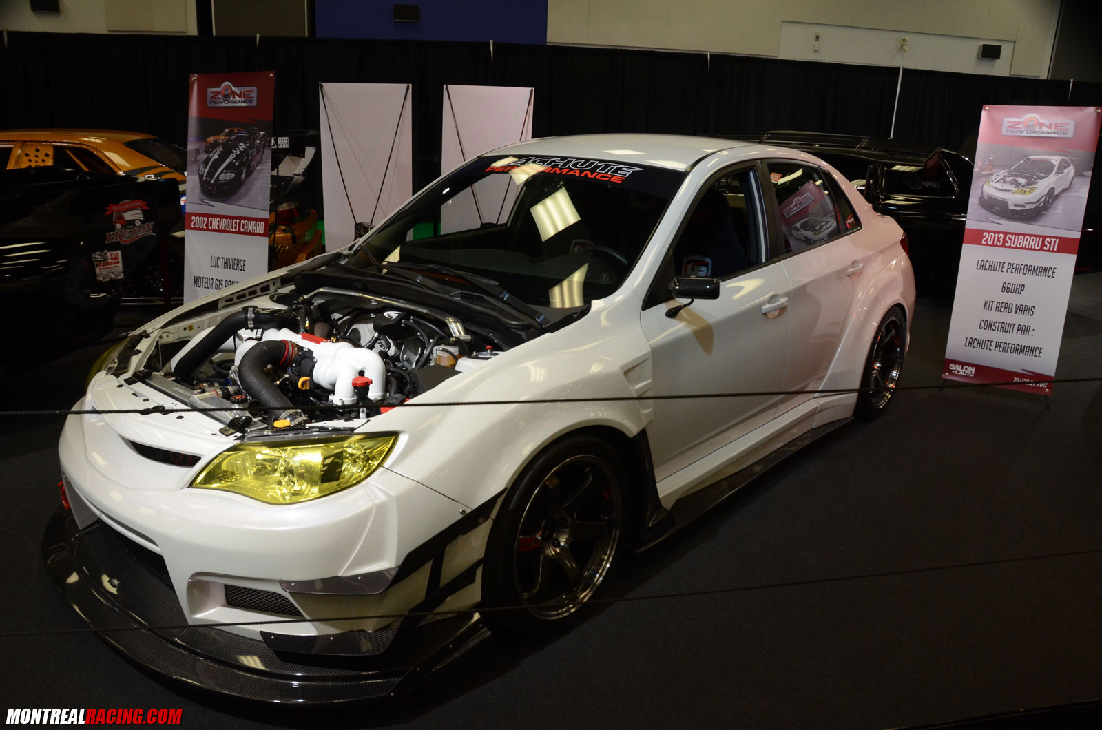 Salon De L Auto >> Vote For Your Favorite Car In The Performance Zone At The