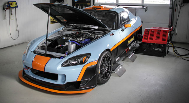 Honda S2000 With Nsx Engine Swap