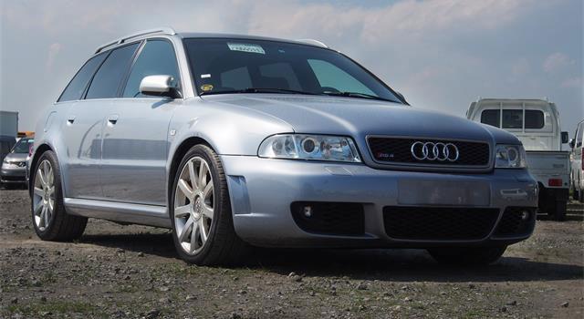 Kijiji Find 2001 Audi B5 Rs4 Avant