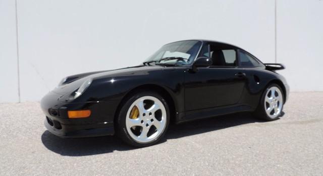 porsche 911 993 turbo s 1997 vendre sur ebay a n a pas de prix. Black Bedroom Furniture Sets. Home Design Ideas