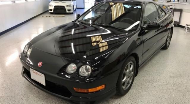 Acura Type R 2001