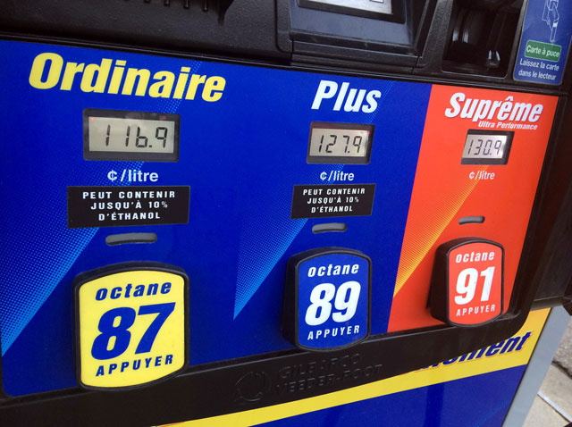 Fraude à la pompe à essence