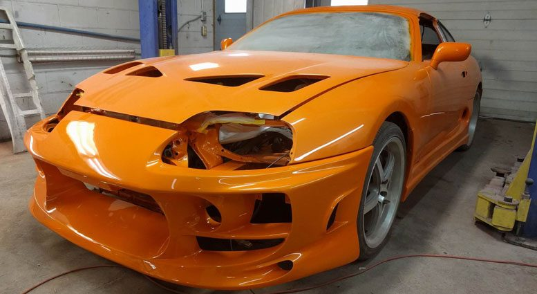 3462a0b3259f The Story Behind Paul Walker s Toyota Supra Replicated By David Deschenes