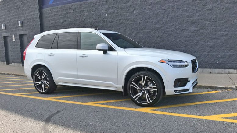 Volvo Xc90 R Design >> 2017 Volvo Xc90 R Design Beauty Knows No Bounds