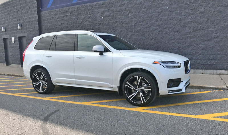 2017 Volvo Xc90 R Design Beauty Knows No Bounds