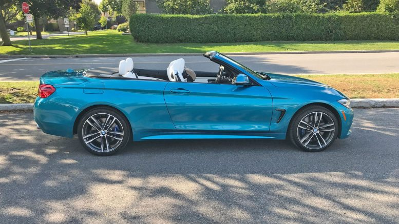 bmw 440i xdrive cabrio test new images bmw. Black Bedroom Furniture Sets. Home Design Ideas