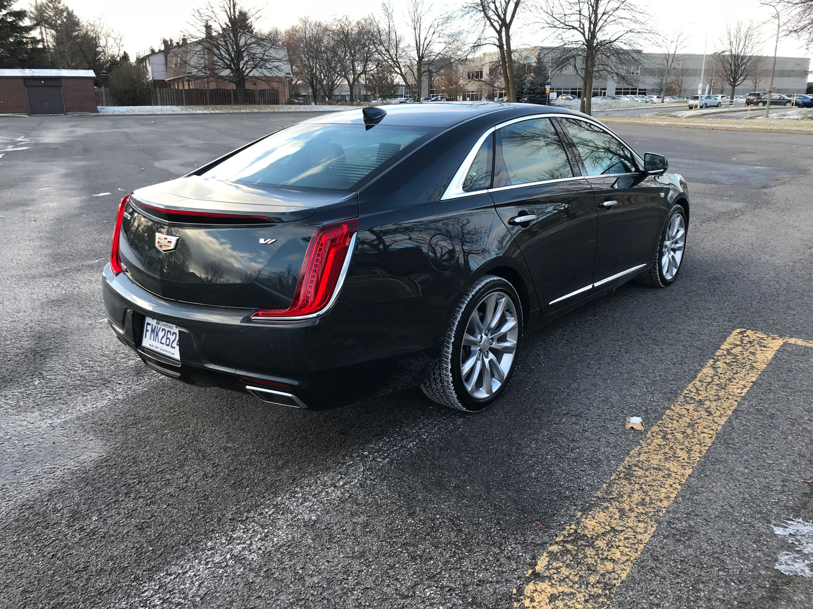 Cadillac Ats V Coupe >> 2018 Cadillac XTS V-Sport Review – Show Me The Buttons