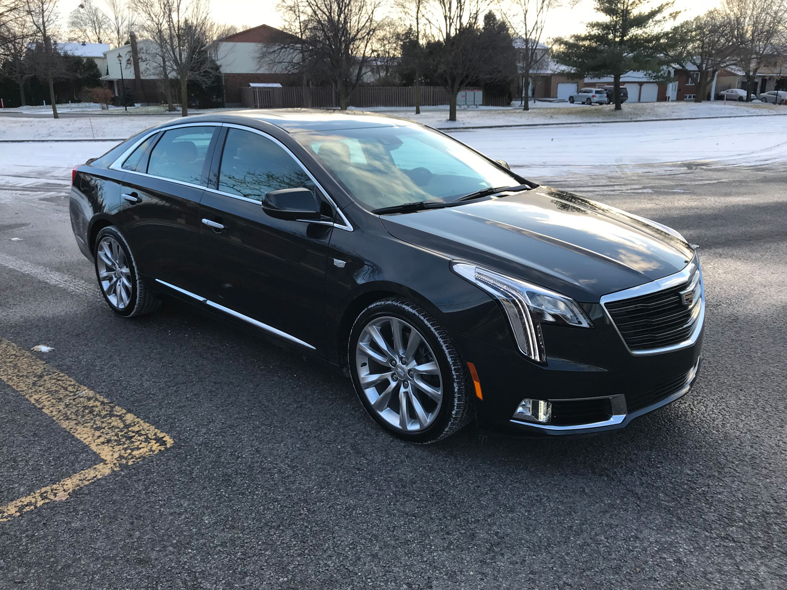 2018 Cadillac XTS V-Sport Review – Show Me The Buttons