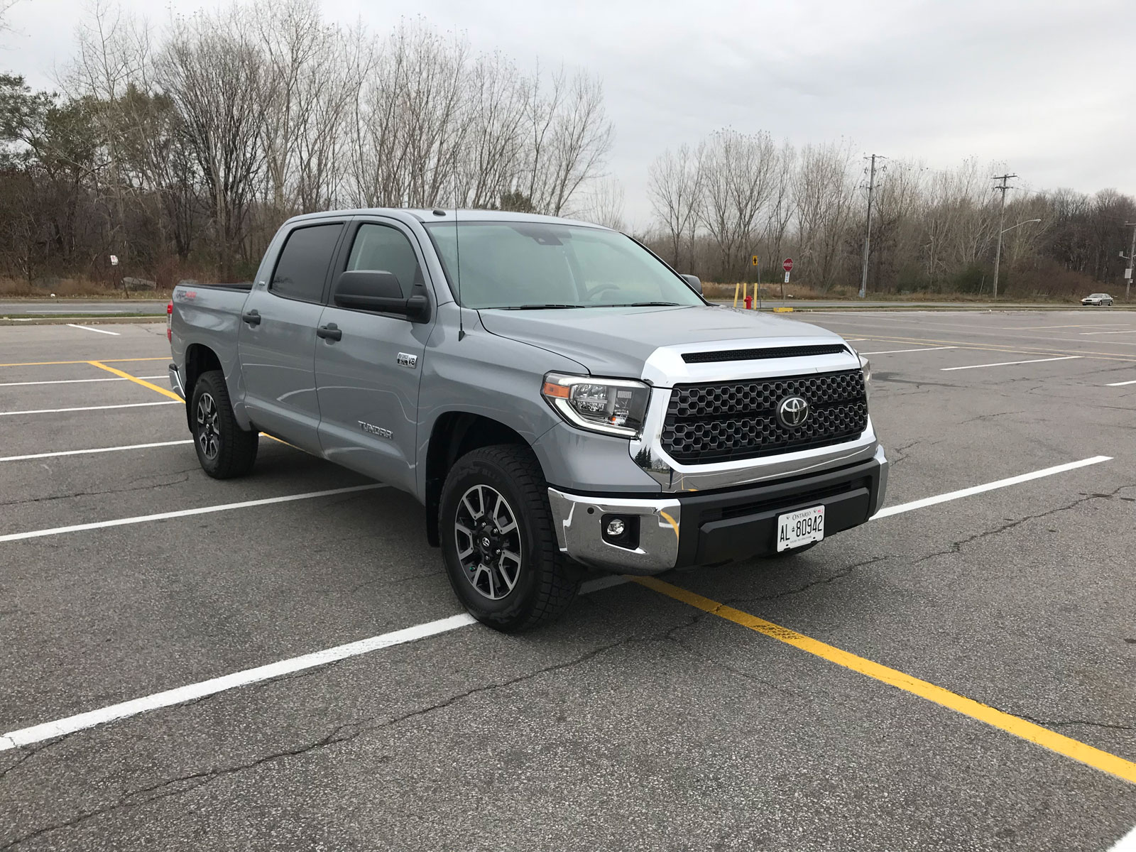 2018 Toyota Tundra TRD Offroad Package Review