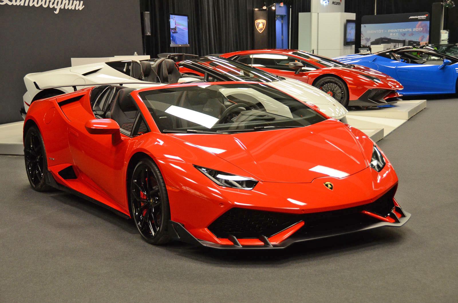 La 75e dition du salon international de l auto de - Salon de l auto de montreal ...