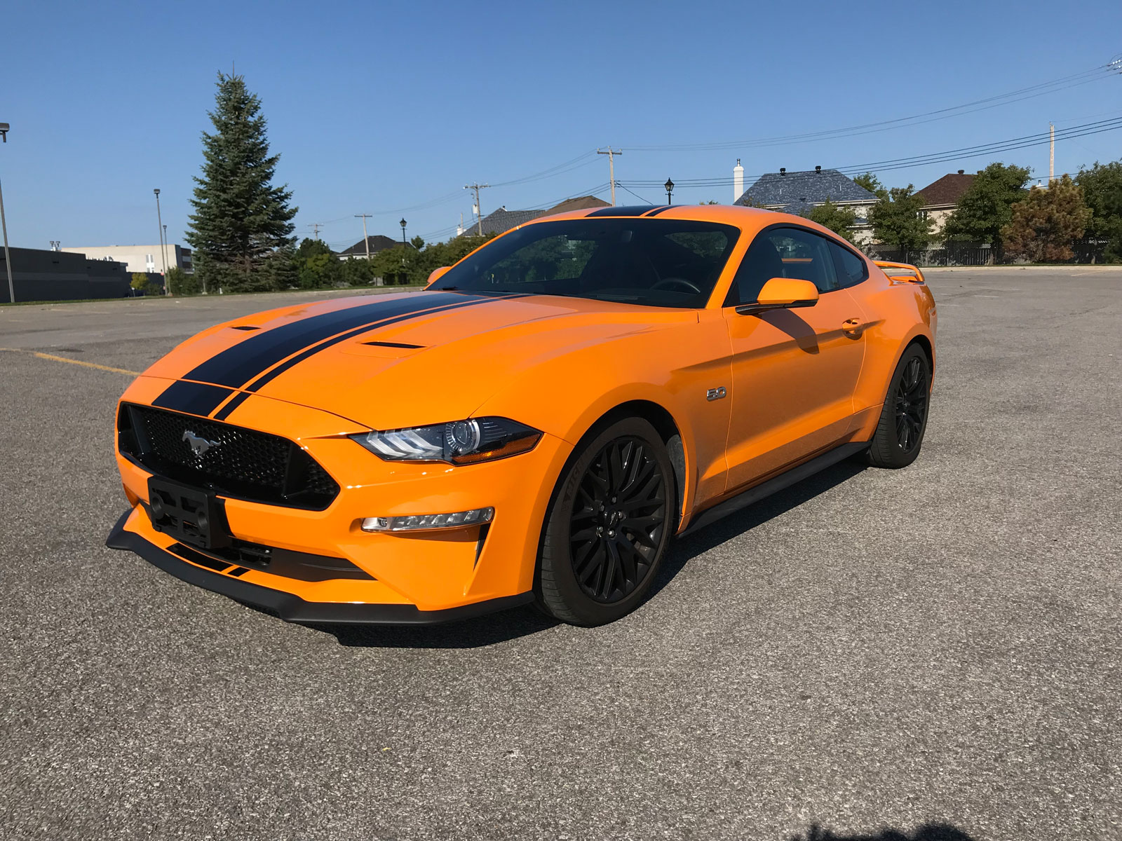 2018 Mustang GT 5.0 Review