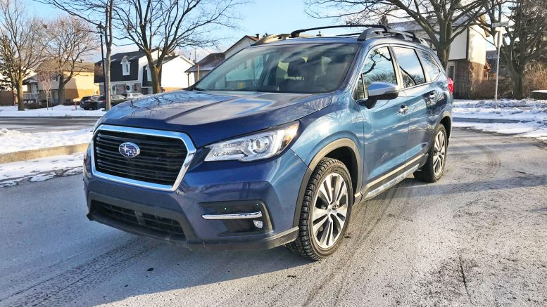 2019 Subaru Ascent 8 Seater (Tribeca Replacement SUV): Review, Price >> 2019 Subaru Ascent Review
