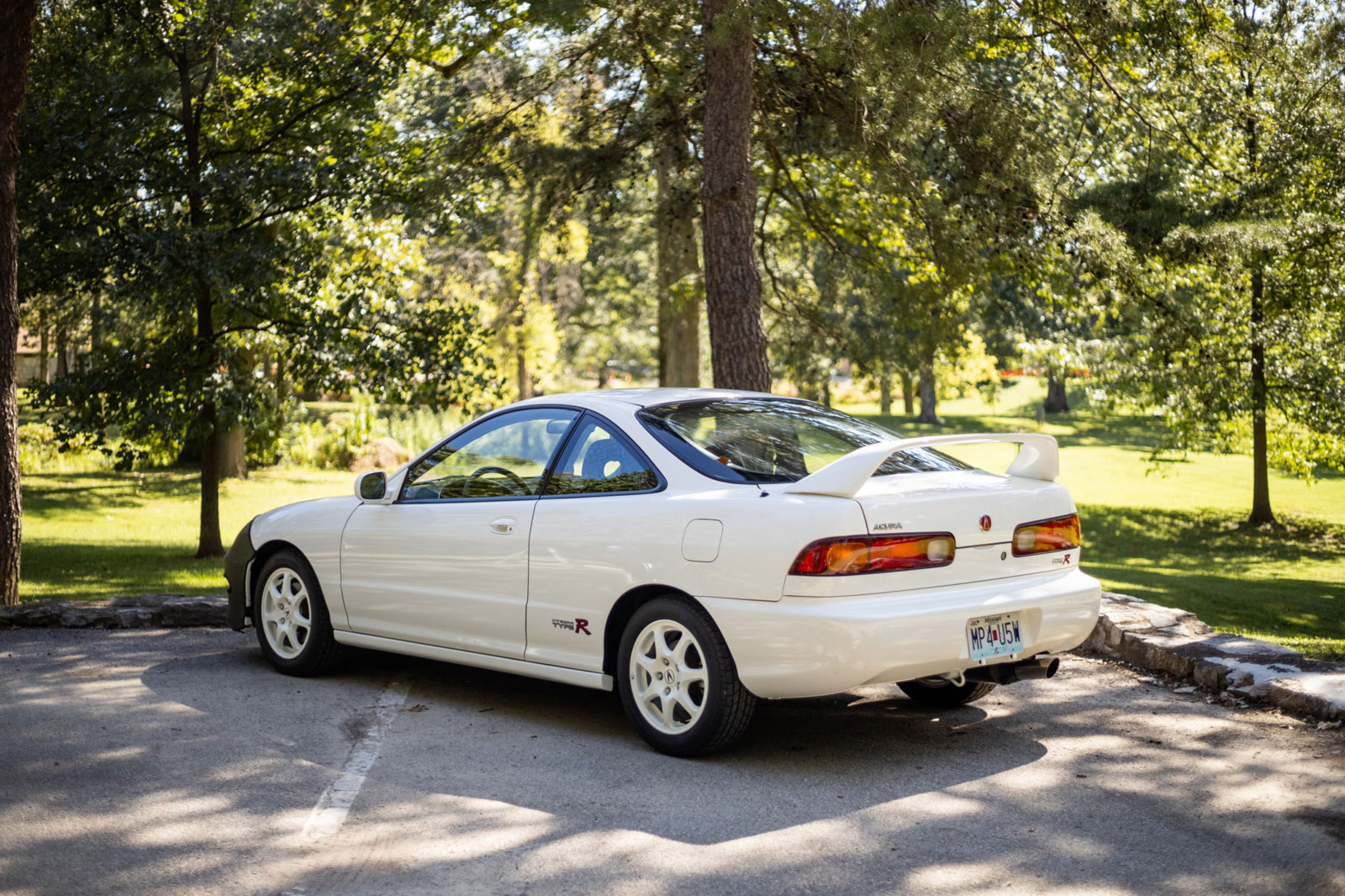 A 1997 Integra Type R Just Sold For 82 000 Usd