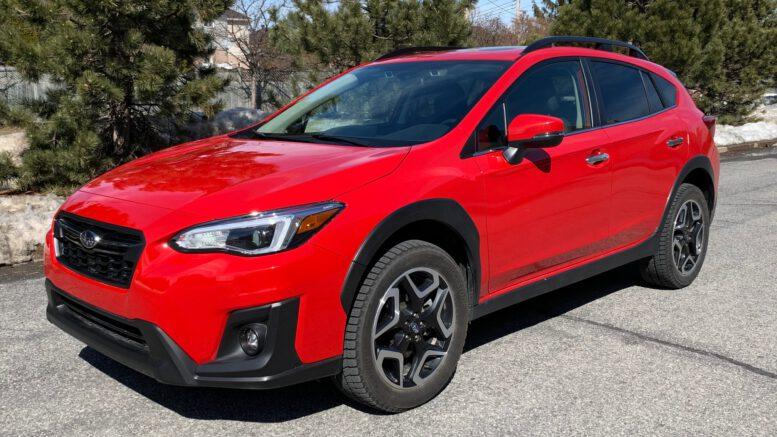 2020 Subaru Crosstrek Review
